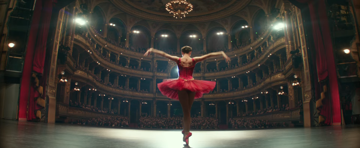 Du Red Sparrow aux Red Shoes: l'incarnation de la chute d'Icare par l'art du ballet.