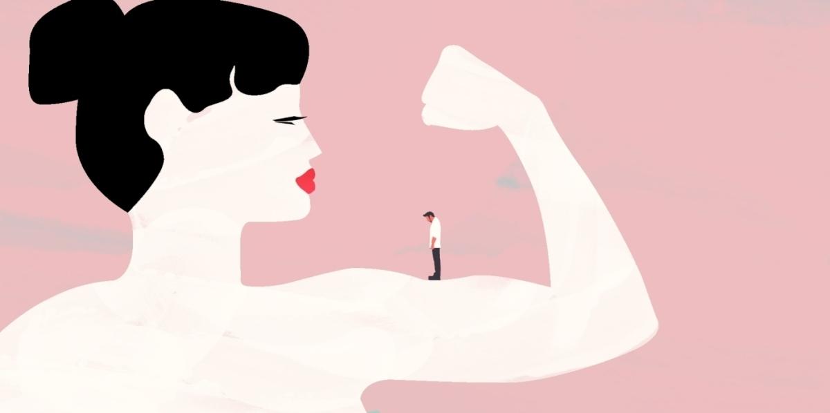 """""""Martin, Sexe Faible"""" et autres fictions matriarcales pour dénoncer à revers les sociétés patriarcales"""